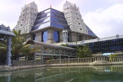 Iscon-Temple
