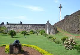 Kannur Fort
